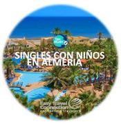 GRUPOS VACACIONES SINGLES CON NIÑOS :: ROQUETAS DE MAR (ALMERIA) 2019 :: Hotel 4* en  1ª Linea de playa!!