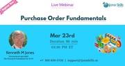Purchase Order Fundamentals