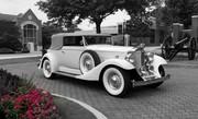 1933 Packard Victoria - Dietrich body