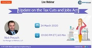 Update on the Tax Cuts and Jobs Act