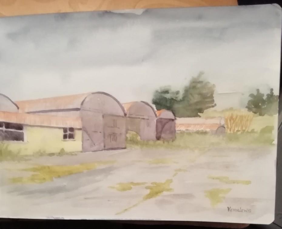 Old Barns Redmond Rd.