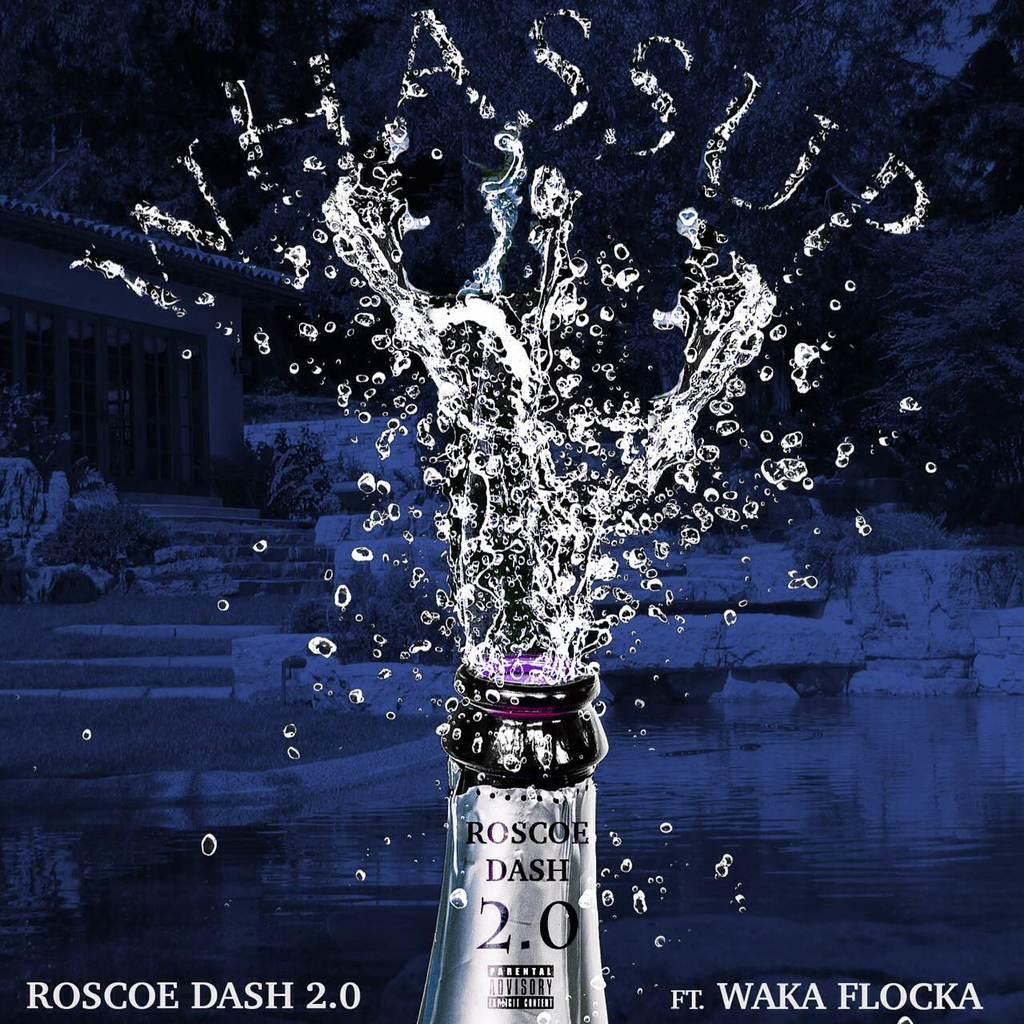 Roscoe Dash whaasup cover