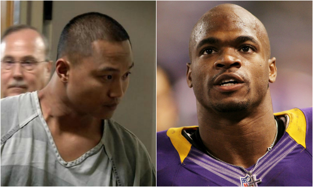 Sioux Falls Man Accused Of Murdering Adrian Peterson S 2