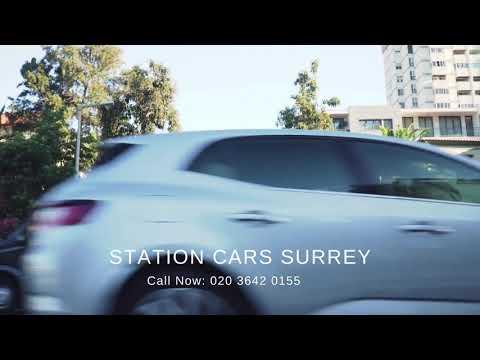 Surrey Airport Transfers