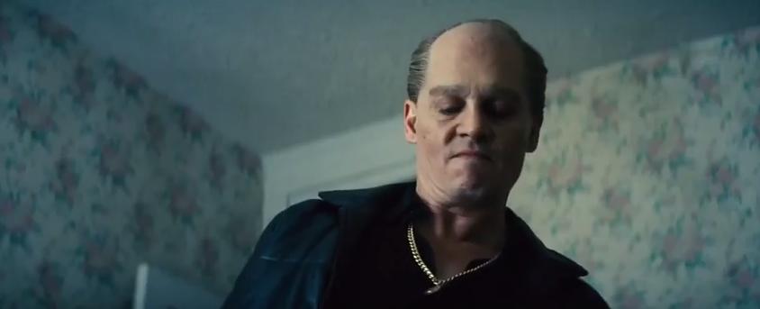 Black Mass' Featurette: Johnny Depp's Transformation Into