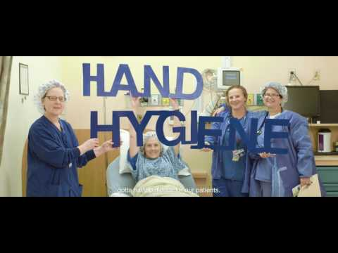 'Look at Me' (Hand Hygiene)