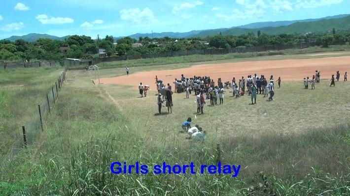 Short relay girls