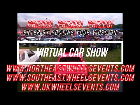 Virtual Car Show  How To Upload A Video and Enter On SoutheastWheelsEvents
