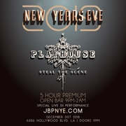 Playhouse Hollywood NYE New Years