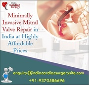Minimally Invasive Mitral Valve Repair in India at Highly Affordable Prices
