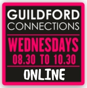 FREE Guildford Connections Breakfast Time Online