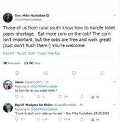 Mike-Huckabee Toilet Paper