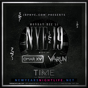 Time Nightclub 2019 | New Years Eve