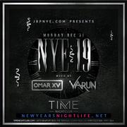 Time Nightclub 2019   New Years Eve