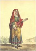 Donna del Paese di Montesardo
