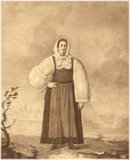 Donna del Paese di Calimera Greci