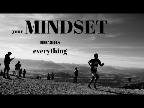 Like RUNNING, Like LIFE: MINDSET is Everything (pandemic)