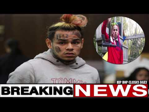 "Breaking News : FEDS Investigating 6IX9INE For MORE CHARGES For CHIEF KEEF SHOOTING After Recent TADOE ""30 PACK"" Vid"