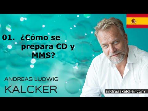 01 - ¿Cómo se prepara CD y MMS? con Andreas Kalcker