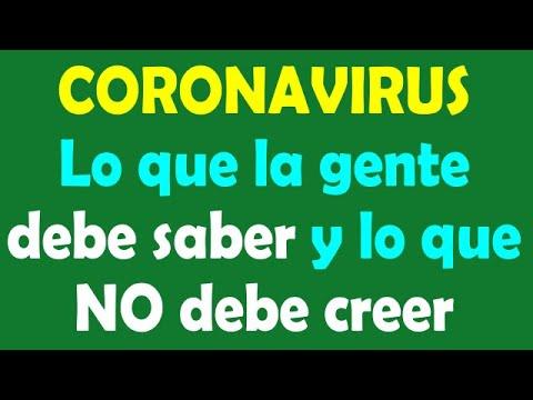 PANDEMIA DE MIEDO, EL CORONAVIRUS O CONAVID19
