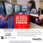 2019 Diversity Tech Networking Forum