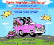 Sumter Swap Meets 26th Winter Extravaganza -Bushnell, FL