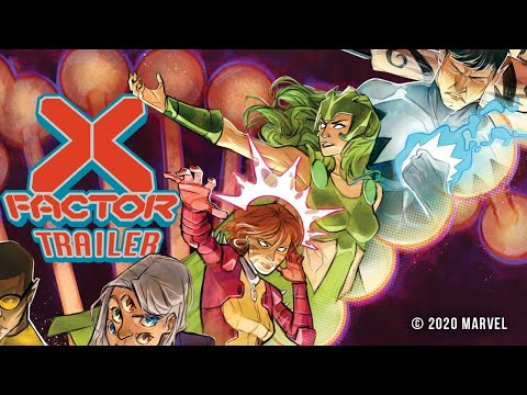 X-FACTOR #1 Trailer | Marvel Comics