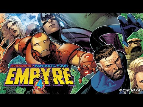 EMPYRE: Coming April 15th | Marvel Comics Trailer