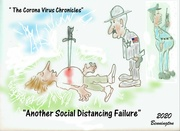 Another Social Distancing failure