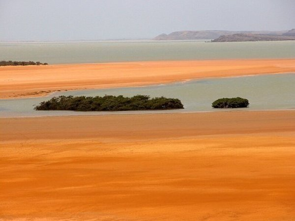 Highlands of the Peninsula of La Guajira