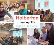 Holberton School New Haven Open House