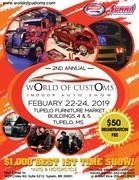World of Customs Auto Show 2019 -Belden, MS