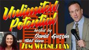 Unlimited Potential on Zoom ~ Wednesday, July 1, 7PM