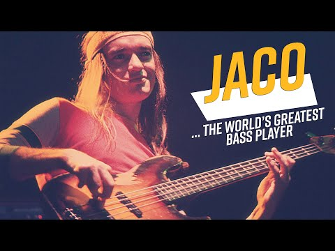 Jaco Pastorius - Bass Players You Should Know. Ep3