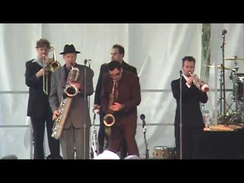 BIG BAD VOODOO DADDY -  Jump And Jive  - 7