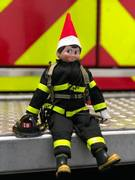 Firefighter Elf
