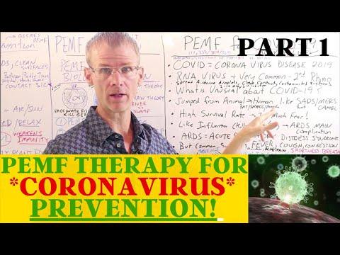 PEMF Therapy for Coronavirus (COVID-19)