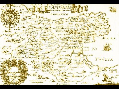 La Daunia o Capitanata nelle incisioni del 1600