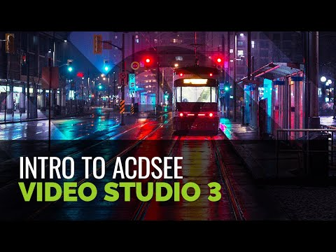 ACDSee Video Studio 3 - Promotional Intro