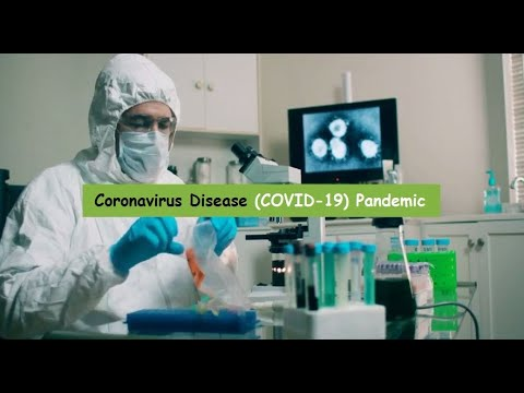 Coronavirus Disease (COVID-19) Pandemic   Health Care & Tips