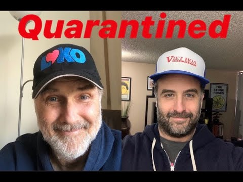 Quarantined with Norm Macdonald (ft. Adam Eget)