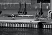 Ο μοναχικός ποδηλάτης...