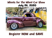 Wheels for the Wheel 2020