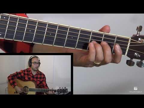 Metodo completo di chitarra baritona - The crouched Cat