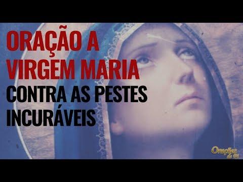 Oração a Virgem Maria contra as pestes incuráveis