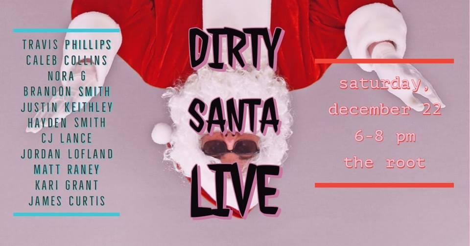 Kari Grant Does Dirty Santa! Wait. What???