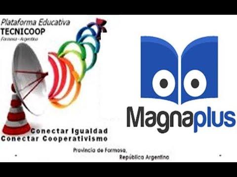 Plataforma Educativa Magnaplus