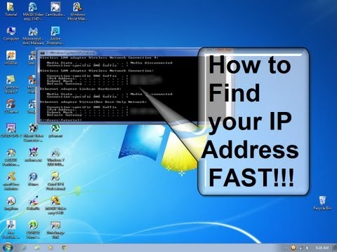 What is my IP address - Check You Public IP