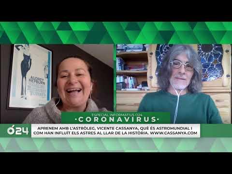 2020 ESPECIAL CORONAVIRUS CASSANYA