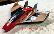 Fun Jet flite test v1